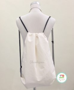 Drawstring Bag Canvas (1)