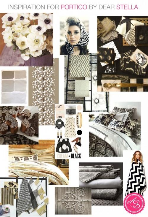 Moodboard for Portico By Dear Stella
