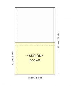 Add-On - Hanging Pocket