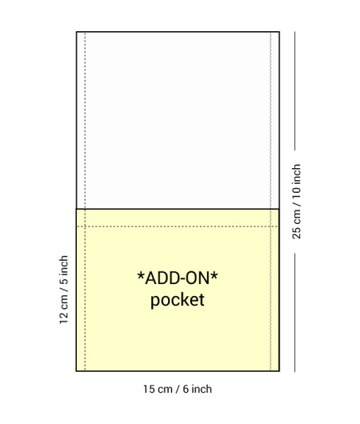Add-On – Hanging Pocket