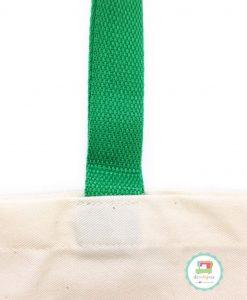 Canvas-Nylon-Green