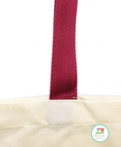 Canvas Nylon Maroon