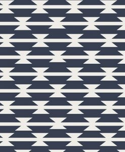 (April Rhodes) Arizona, Tomahawk Stripe In Night