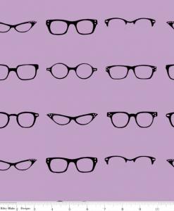 (Amy Adams) Geekly Chic, Geekly Glasses in Lavender C512-04 LAVENDAR
