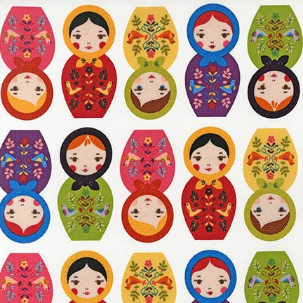 (Suzy Ultman) Little Kukla, Little Kukla in Bright